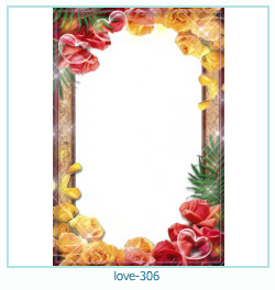 love Photo frame 306