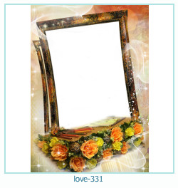 love Photo frame 331