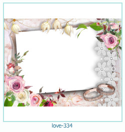 love Photo frame 334