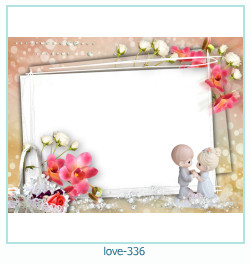 love Photo frame 336