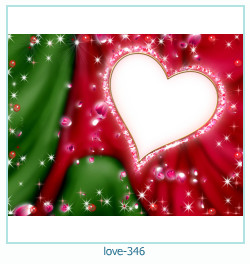 love Photo frame 346