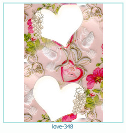 love Photo frame 348
