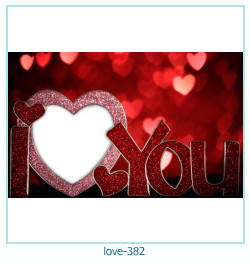 love Photo frame 382