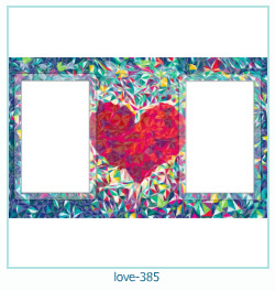 love Photo frame 385