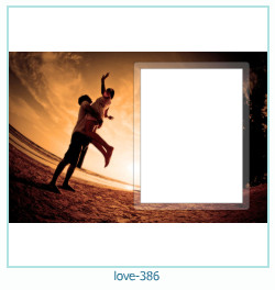 love Photo frame 386