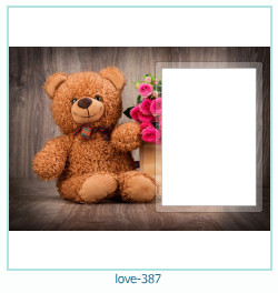 love Photo frame 387