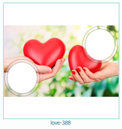 love Photo frame 388