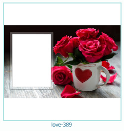 love Photo frame 389