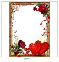 love Photo frame 515