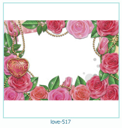 love Photo frame 517