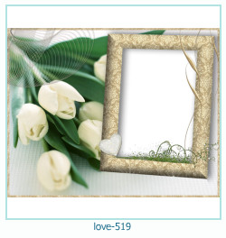 love Photo frame 519