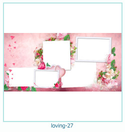 Love Collages Frames 27