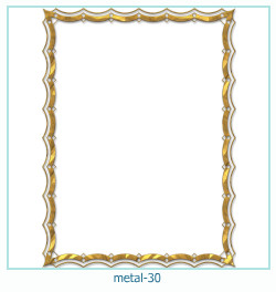 metal Photo frame 30