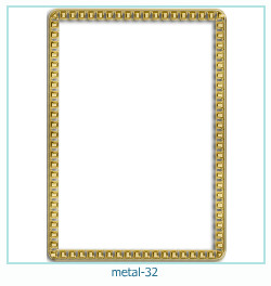 metal Photo frame 32