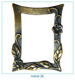 metal Photo frame 36