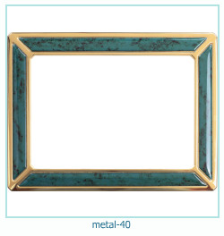 metal Photo frame 40