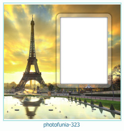 photofunia Photo frame 323