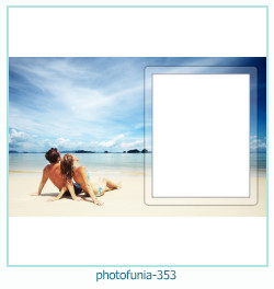photofunia Photo frame 353