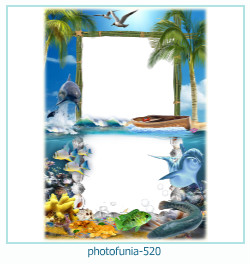 photofunia Photo frame 520