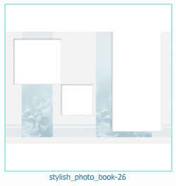 Stylish photo book 26