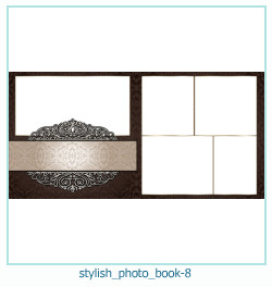Stylish photo book 8