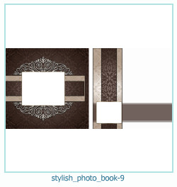 Stylish photo book 9