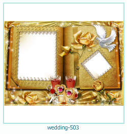 wedding Photo frame 503