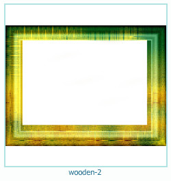 wooden Photo frame 2