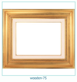 wooden Photo frame 75