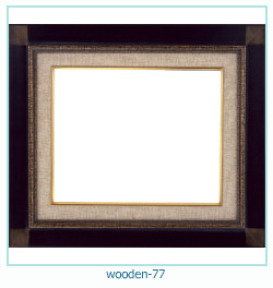 wooden Photo frame 77