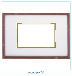 wooden Photo frame 78