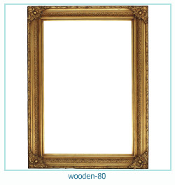 wooden Photo frame 80