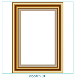 wooden Photo frame 81