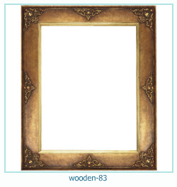 wooden Photo frame 83