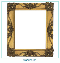 wooden Photo frame 84