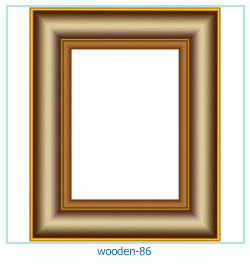 wooden Photo frame 86